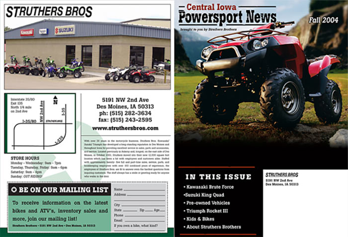Central Iowa Powersports Cover